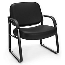 Big and Tall Guest Chair in Vinyl, 8807843