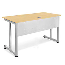 "Chiantello Desk with Modesty Panel - 72""W x 24""D, 8802005"