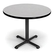 "Cafe or Break Room Table - 36""DIA x 29.5""H, 8802087"