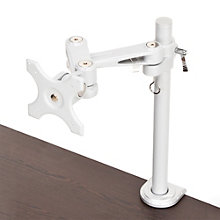 Clamp-Mounted Single Monitor Arm, 8802162
