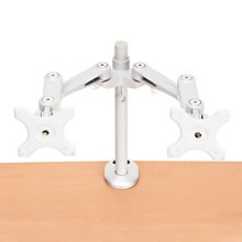 Bolt-Mounted Double Monitor Arms, 8802163