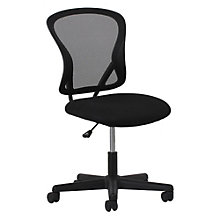 Essentials Armless Mesh Back Task Chair, 8806866