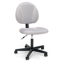 Essentials Armless Mesh Fabric Task Chair, 8806870