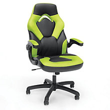 Essentials High Back Gaming Chair in Faux Leather, 8806858