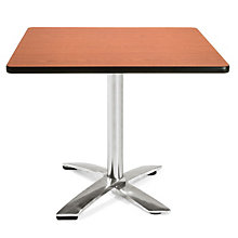 "36"" Square Flip-Top Breakroom Table, OFM-FT36SQ"