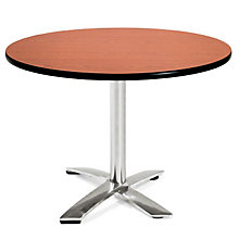 "42"" Round Flip-Top Breakroom Table, OFM-FT42RD"