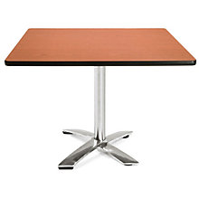 "42"" Square Flip-Top Breakroom Table, OFM-FT42SQ"