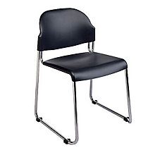 Stack Chair with Chrome Frame, OFS-STC3230