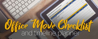 5 Step Office Move Checklist