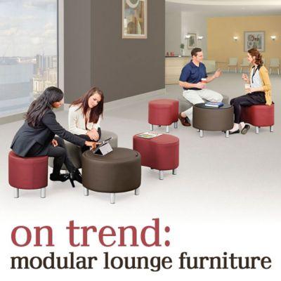 On Trend: Modular Lounge Furniture
