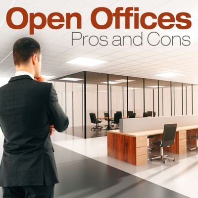 Pros & Cons of Open Offices