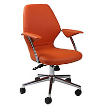 Ibanez Modern Computer Chair in Faux Leather, PAE-10781