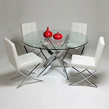 Fahrenheit Modern Conference Table and Chair Set, PAE-10843