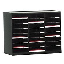 Literature Organizer - 24 Compartments, PAF-10435