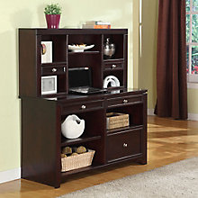 "Boston Credenza with Hutch - 47.625""W, 8804164"