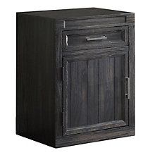 "Hudson Compact Storage Cabinet - 21""W, 8804889"