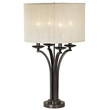 Four Bulb Candelabra Table Lamp, 8803433