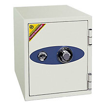 .87 Cubic Ft Capacity Fireproof Safe with Two Locks, PHS-1222