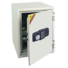 1.3 Cubic Ft Capacity Fireproof Safe with Two Locks, PHS-1223