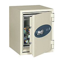 .58 Cubic Ft Capacity Fireproof Data Safe, PHS-2002