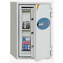 "20.5"" W x 20.5"" D Fire Resistant Data Safe, PHS-2025"