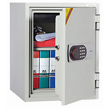 1.3 Cubic Ft Capacity Fire Resistant Safe with Electronic Lock, PHS-1233