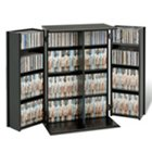 Media Storage Cabinet with Locking Doors, PRP-LS-0192