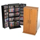 Tall Locking Media Storage Cabinet, PRP-BVS-0205