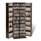 Large Media Cabinet with Locking Doors, PRP-LS-0448