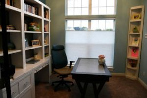 Post-Parker House Office Makeover