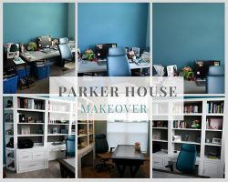 Parker House Office Makeover