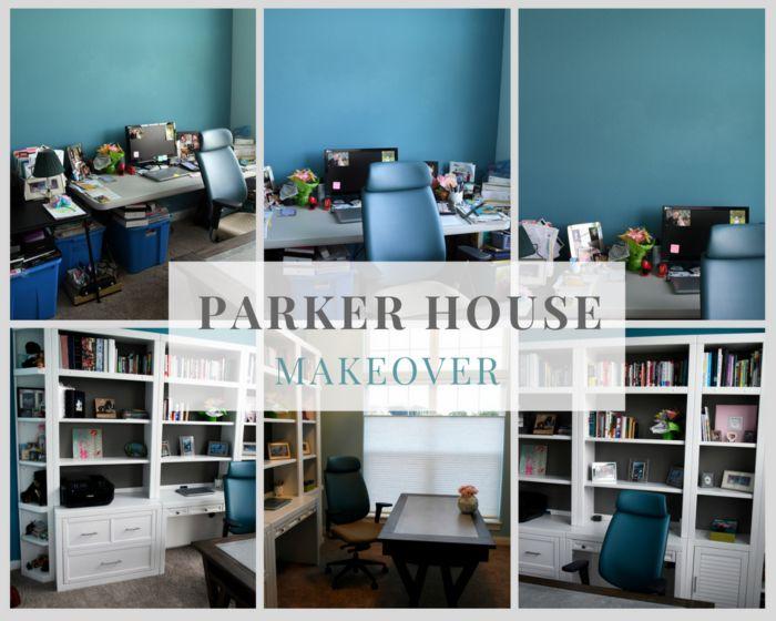 Parker House Office Makeover
