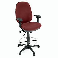Ergonomic Drafting Stool, REN-2707ST