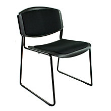 Padded Armless Stack Chair, REN-4450