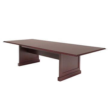Regency rectangular conference table for 120 conference table