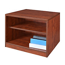 "Sandia 2 Shelf Low Bookcase - 20""H, 8801582"
