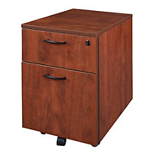 "Sandia Mobile 2 Drawer Pedestal - 16""W, 8801583"