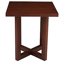 Solid Wood Square End Table, REN-HWSQTE2123