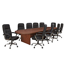 Legacy 20' Oval Conference Table, REN-LCTRT24052