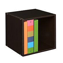 "Cubo Stackable Storage Cube 13""W x 14""H, 8803487"