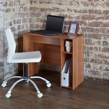 "Niche Compact Cubby Hole Desk - 31""W, 8803485"