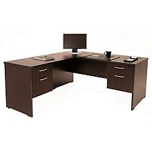 Sandia Compact Reversible L-Desk, REN-SLDP603042
