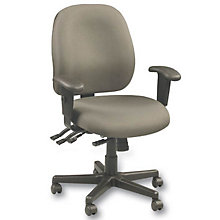 Mid-Back Ergonomic Computer Chair, RMT-49802AS