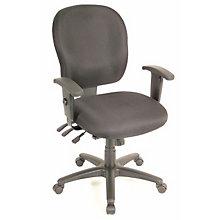 Mid Back Ergonomic Task Chair, RMT-FM4087