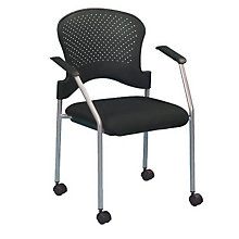 Fabric Side Chair with Perforated Back, RMT-FS8270