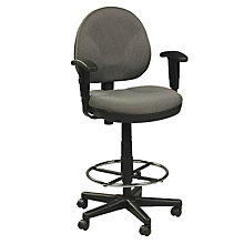 Fabric Drafting Stool, OFG-TC0024