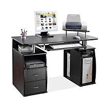 Espresso Multi-Function Computer Desk, RTP-8211