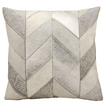 "kathy ireland by Nourison Solid Chevron Accent Pillow - 20""W x 20""H, 8803813"