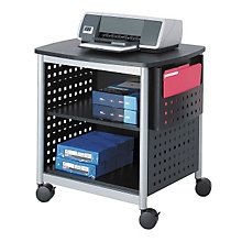Mobile Desk-Side Printer Stand, SAF-1856BL