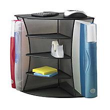 Corner Desktop Organizer, SAF-3261BL